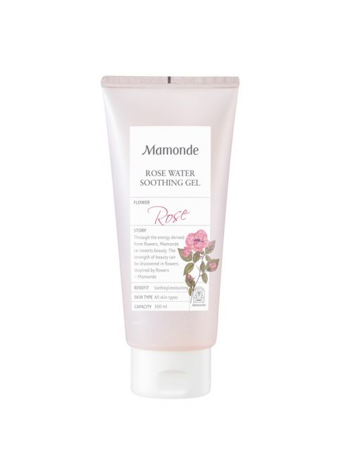 Rose Water Soothing Gel (300ml)