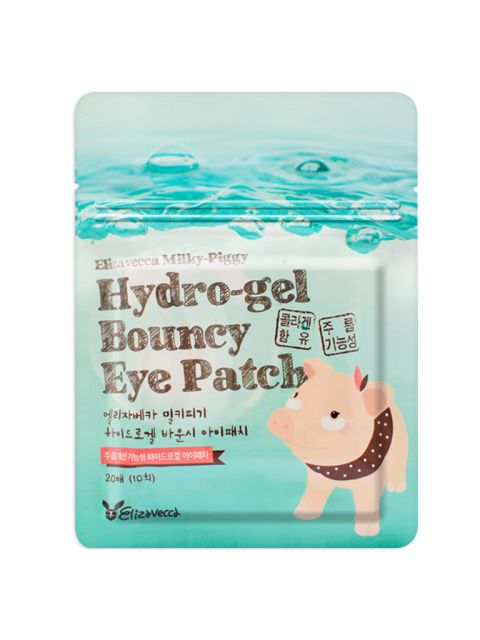 Milky Piggy Pure Hydro Gel Bouncy Eye Patch (20ea)