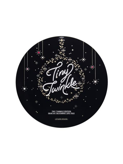 [2018 Holiday] Tiny Twinkle Dear My Blooming Lips-Talk Velvet Mini Kit (1g x 10)