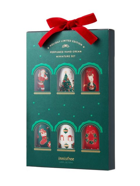 [2018 Holiday] Perfumed Hand Cream Miniature Set (20ml x 6)