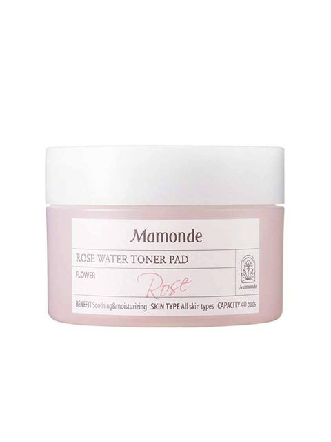 Rose Water Toner Pad (40ea)