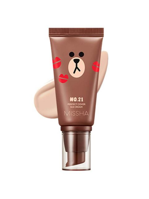 [Line Friends Edition] Perfect Cover BB Cream (50ml)