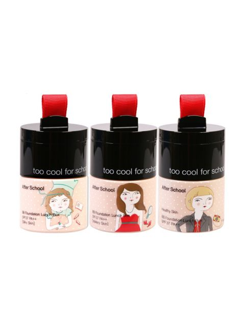 After School BB Foundation Lunch Box (40ml)