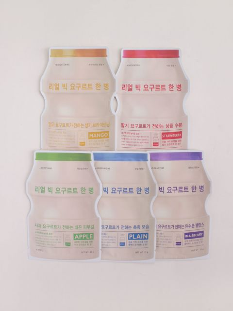 Real Big Yogurt Mask Sheet (21g)