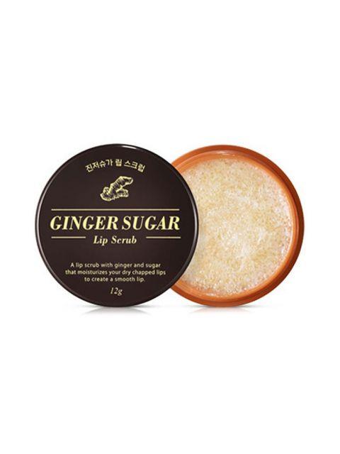 Ginger Sugar Lip Scrub (12g)