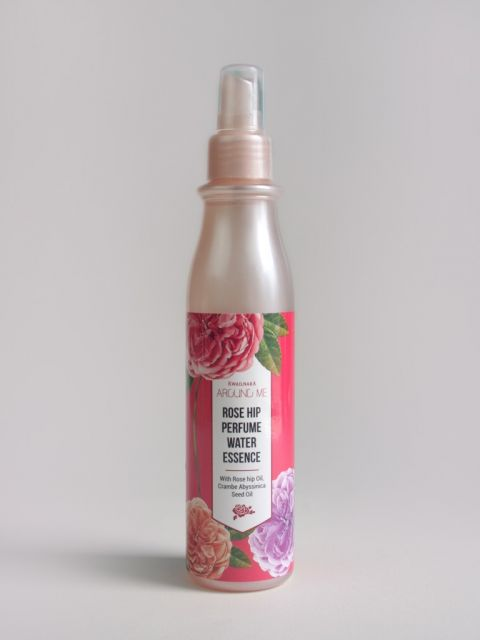 Rose Hip Perfume Hair Care Water Essence (150g)