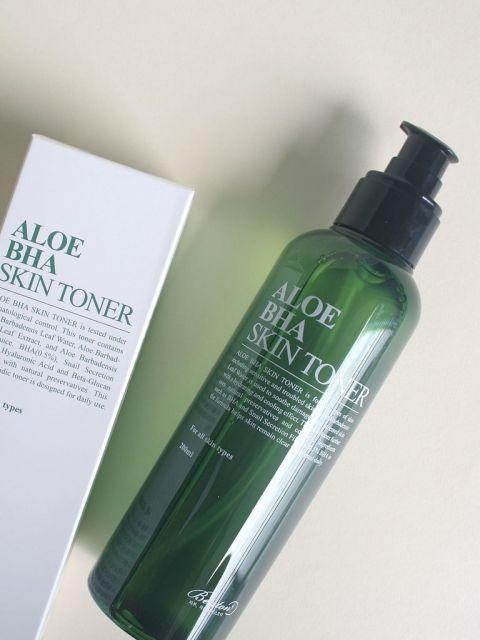 Aloe BHA Skin Toner (200ml)