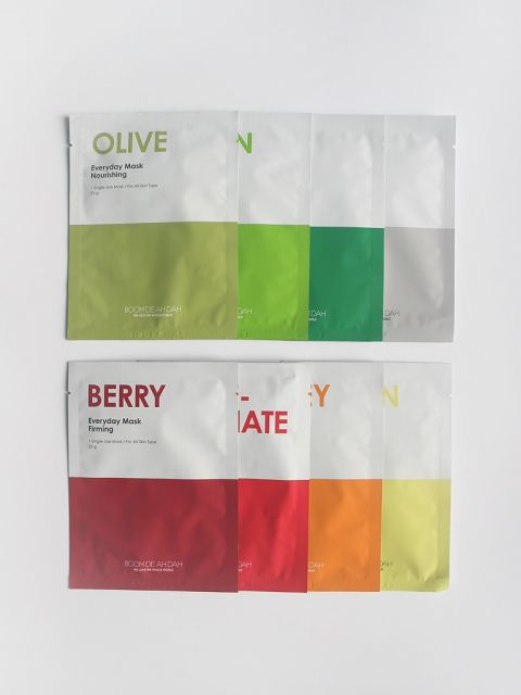Everyday Mask Set (10 Sheets)