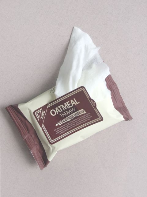 Oatmeal Therapy Cleansing Tissue (20pcs)