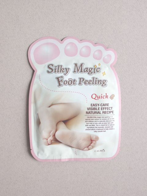 Silky Magic Foot Peeling Quick (50g)