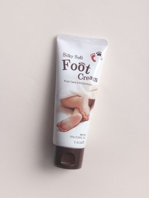 Silky Soft Foot Cream (100g)
