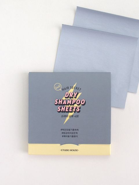 Hair Secret Dry Shampoo Sheets (30ea)