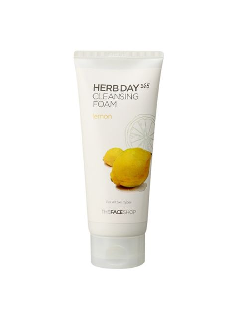 Herb Day 365 Cleansing Foam Lemon (170ml)