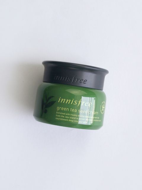 Green Tea Seed Cream (50ml)