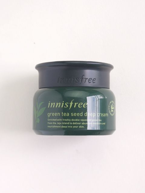 Green Tea Seed Deep Cream (50ml) _2018 NEW
