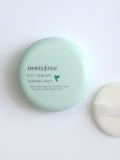 No-Sebum Mineral Pact (8.5g)