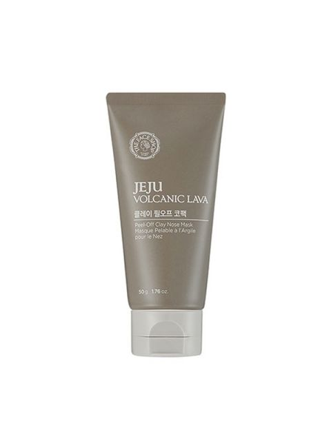 JeJu Volcanic Lava Peel-Off Clay Nose Mask (50g)