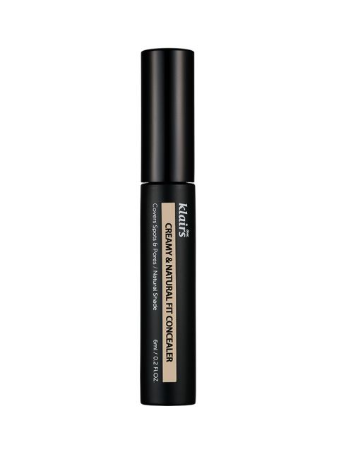 Creamy & Natural Fit Concealer (6ml)