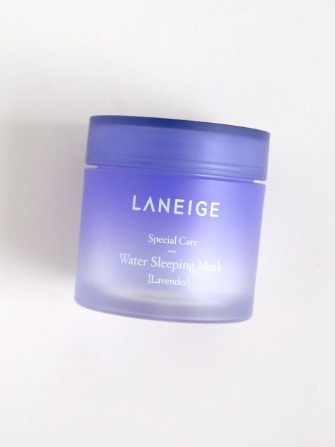 Water Sleeping Mask (70ml)_Lavender