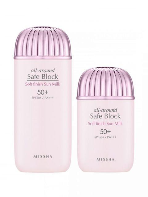 All Around Safe Block Sun Milk (40ml)