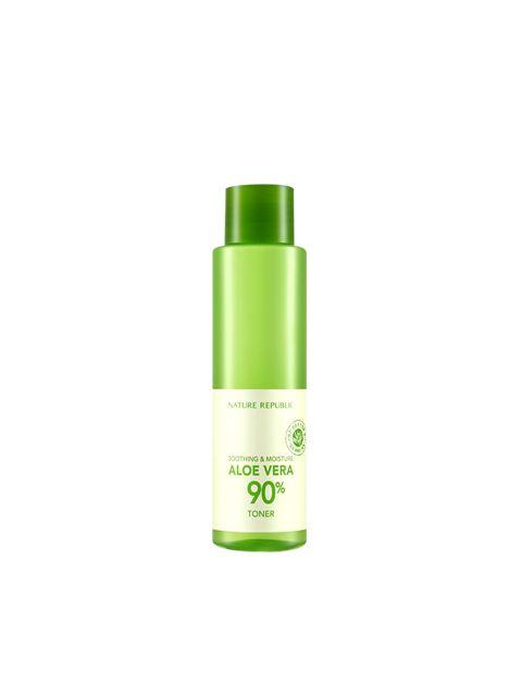 Soothing & Moisture Aloe Vera 90% Toner (160ml)