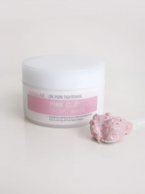 Dr. Pore Tightening Pink Clay Facial Mask (100g)