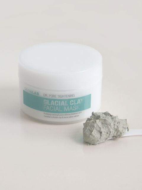 Dr. Pore Tightening Glacial Clay Facial Mask (100ml)