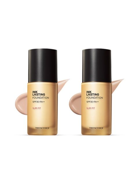Ink Lasting Foundation Slim Fit (30ml)