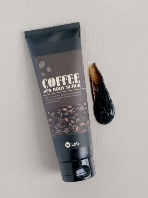 Coffee Spa Body Scrub  (200ml)