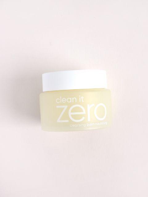 Clean it Zero Cleansing Balm (100ml)_Nourishing