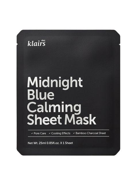 Midnight Blue Calming Sheet Mask (25ml)