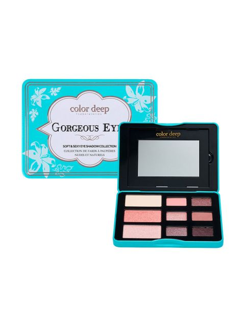 9 Color Eyeshadow Palette (10.2g)_Gorgeous Eyes (Renewal)