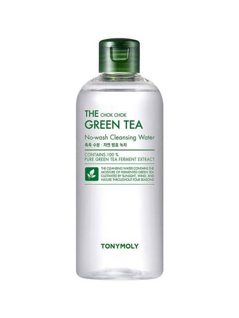 The Chok Chok Green Tea No-Wash Cleansing Water (300ml)