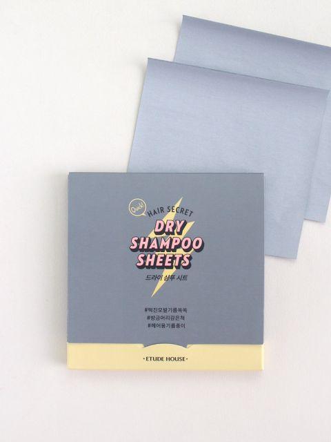 Hair Secret Dry Shampoo Sheets (30ea)