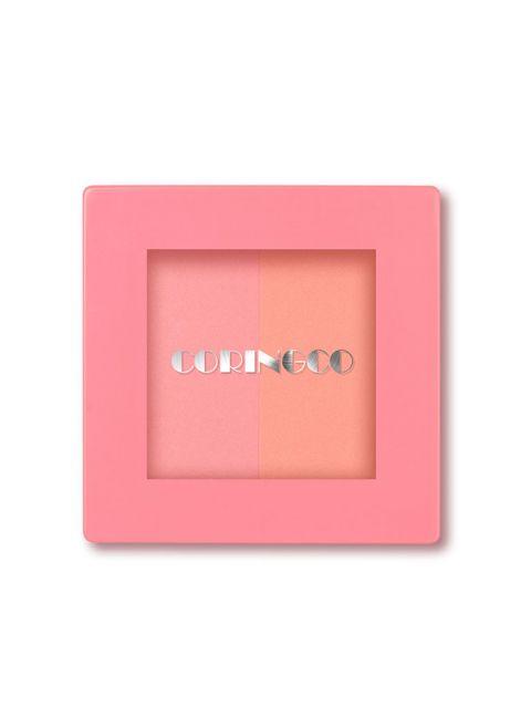Pink Square Dual Cheek (10g)