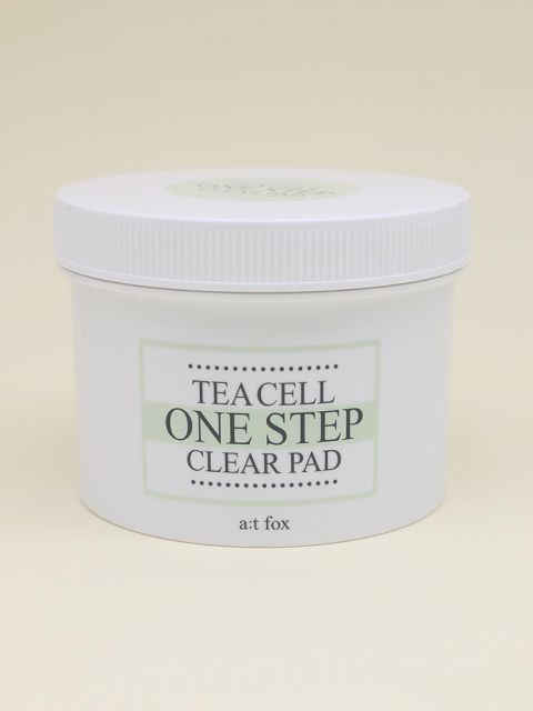 Tea Cell One Step Clear Pad (60ea)