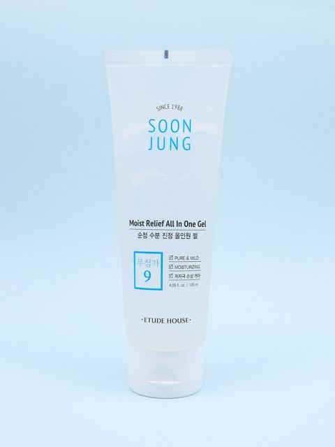 Soon Jung Moist Relief All In One Gel (120ml)