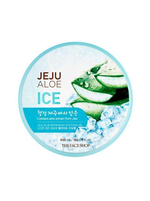 Ice Jeju Aloe Refreshing Soothing Gel (300ml)