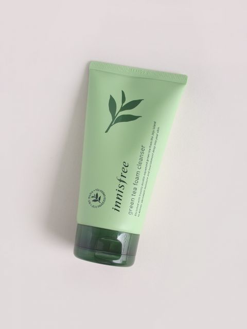 Green Tea Foam Cleanser (150ml)