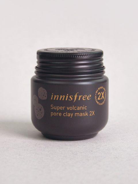 Super Volcanic Pore Clay Mask 2X (100ml)