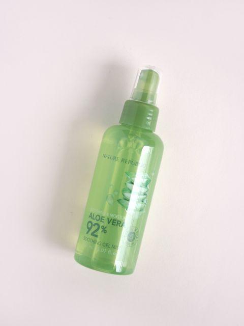 Aloe Vera 92% Soothing Gel Mist (150ml)