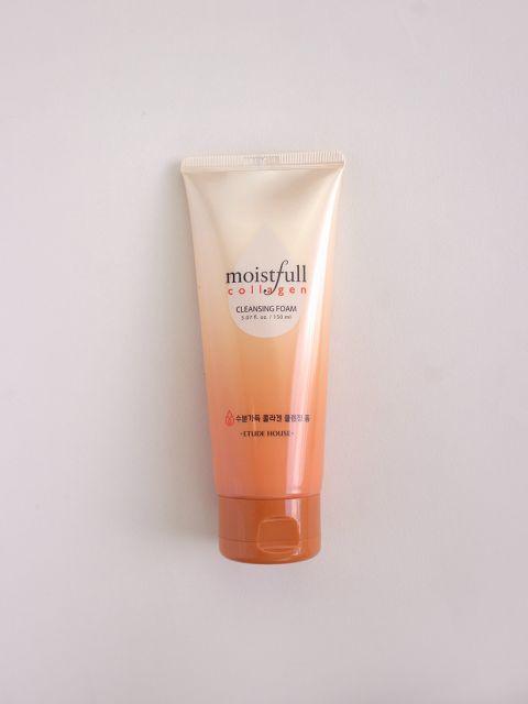 Moistfull Collagen Cleansing Foam (150ml)