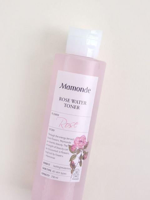 Rose Water Toner (250ml)