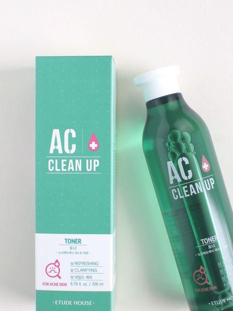 A.C Clean Up Toner (200ml)