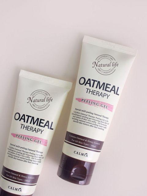 Oatmeal Therapy Peeling Gel (100ml)