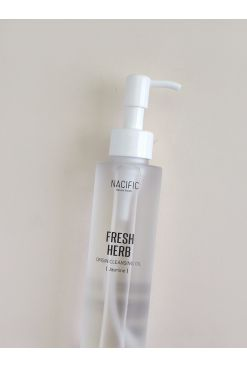 Fresh Herb Origin Cleansing Oil (150ml)