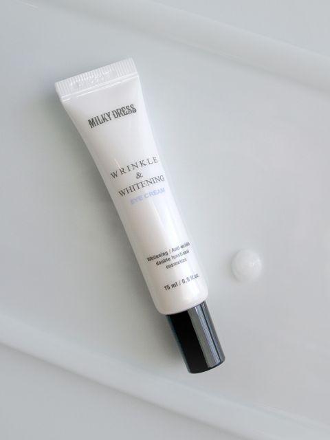 Wrinkle and Whitening Eye Cream (15ml)
