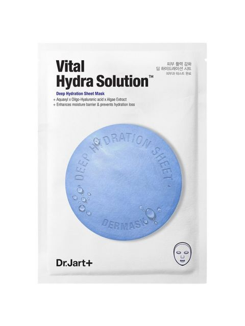 Dermask Water Jet Vital Hydra Solution (25g)_Single Sheet