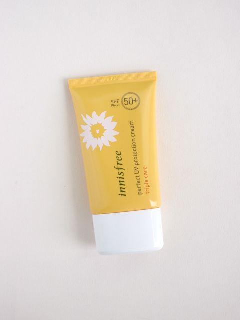 Perfect UV Protection Cream Triple Care SPF50+ PA+++ (50ml)