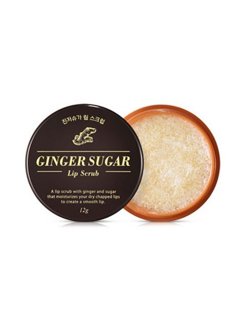 Ginger Sugar Lip Scrub (12g)